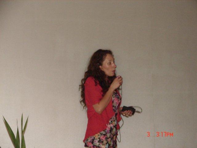 Laura Ruiz, Presidenta de APRESUH (Viedma)
